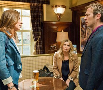 Emmerdale 23/05 – Megan's terrified Declan will find out