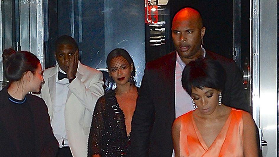 Gewalt gegen Schwager: Solange Knowles prügelt auf Jay Z ein