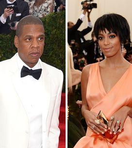 Solange Knowles frappe Jay Z : La vidéo que personne n'aurait dû voir…