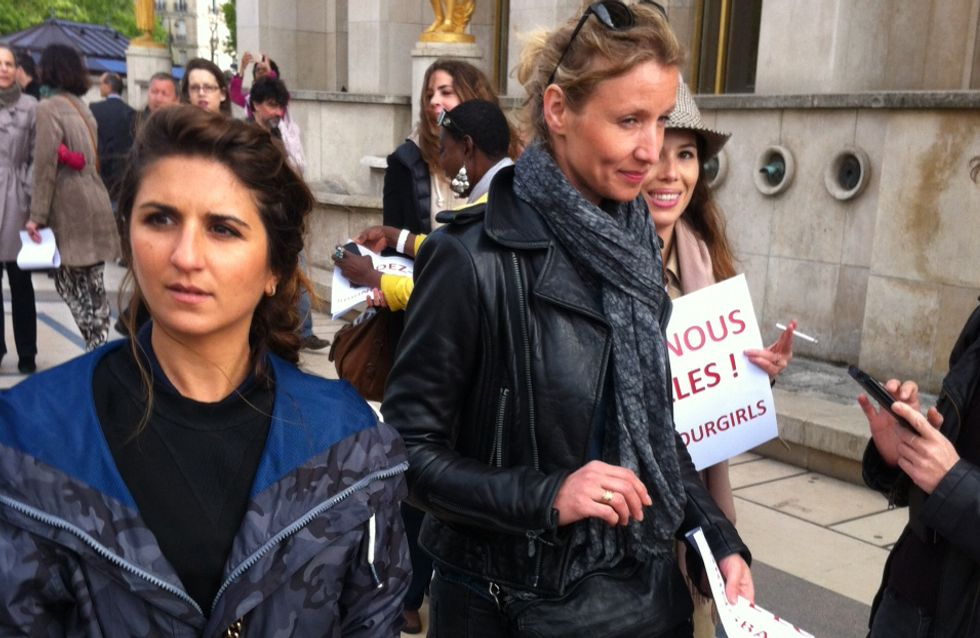 #BringBackOurGirls : Stars et anonymes, les Françaises se mobilisent