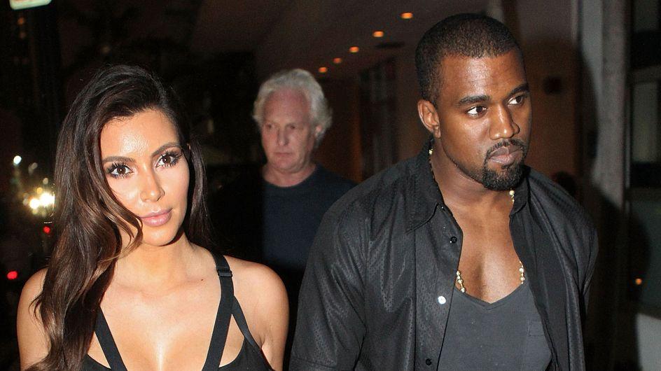 Kim Kardashian: Auszeit nach der Hochzeit