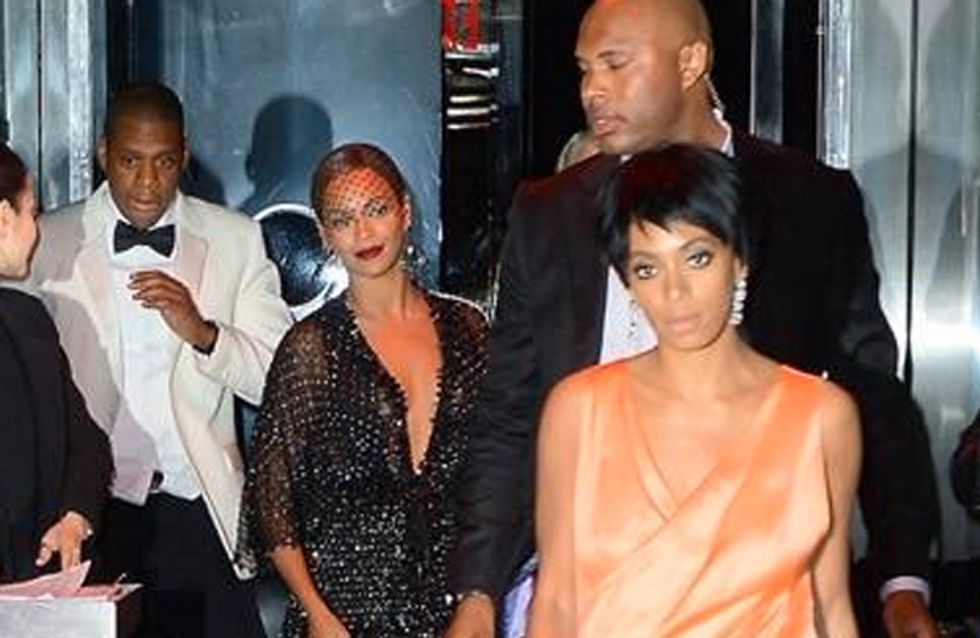 The Internet's Funniest Reactions To Solange's Attack On Jay-Z