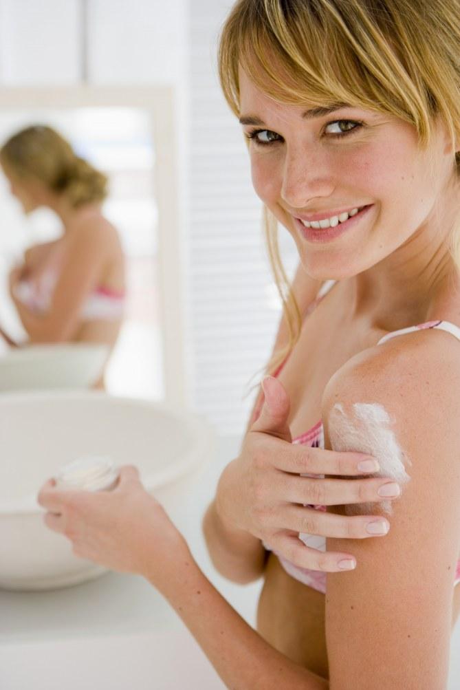 I prodotti doposole per idratare la pelle