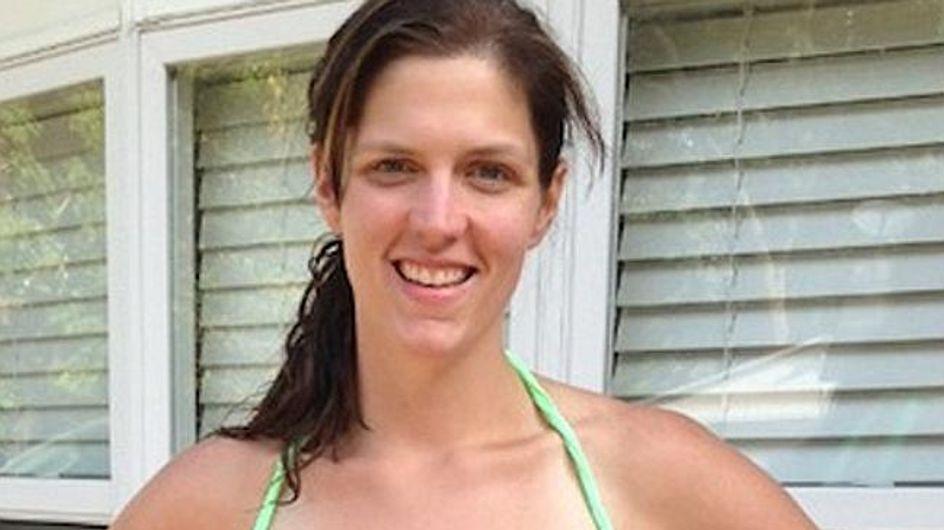 Après avoir perdu 80 kilos, elle voit sa photo censurée par un magazine de fitness