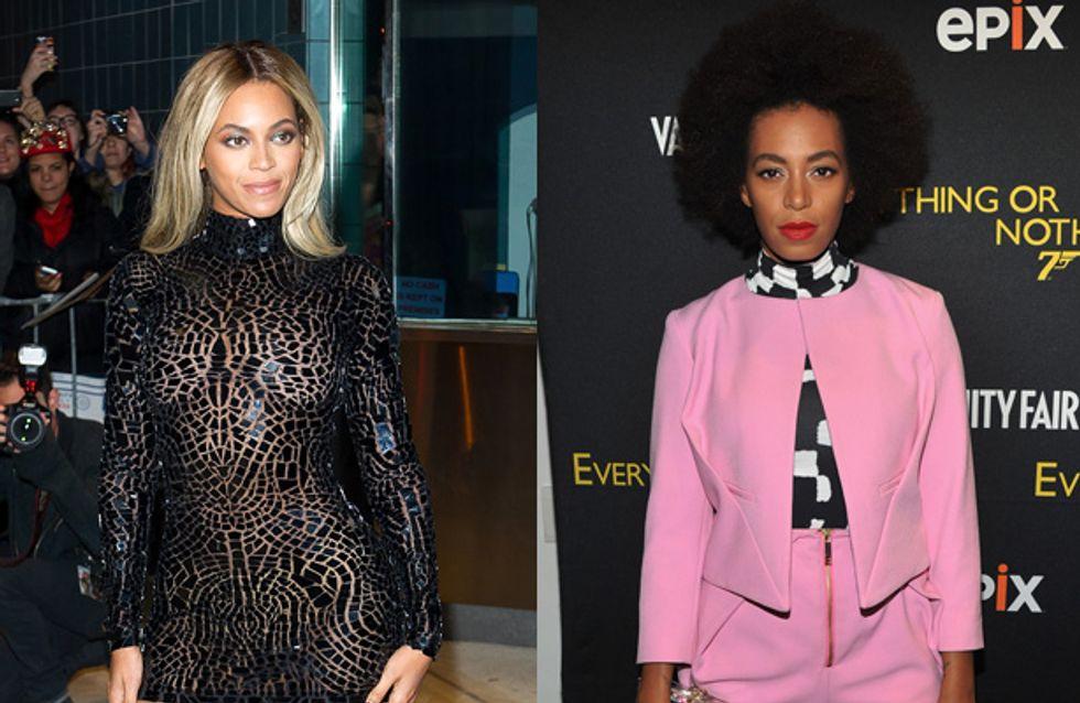 Solange Knowles : En guerre contre Beyoncé ?