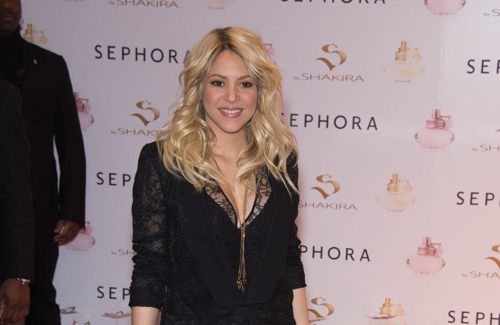 Shakira : Longtemps complexée par son corps après sa grossesse