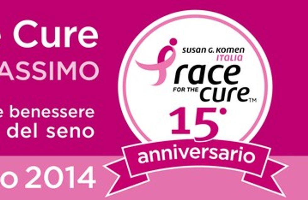 Roma si trasforma in capitale di solidarietà grazie a Race for the Cure
