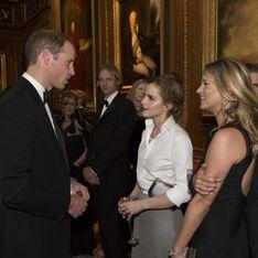 Prince William : Une soirée en compagnie de Kate Moss et Emma Watson (Photo)