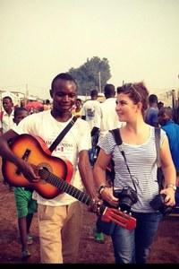 Camille Lepage : Qui était la jeune journaliste tuée en Centrafrique ?