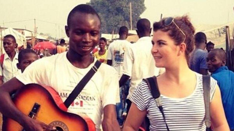 Qui était Camille Lepage, la jeune journaliste tuée en Centrafrique ?