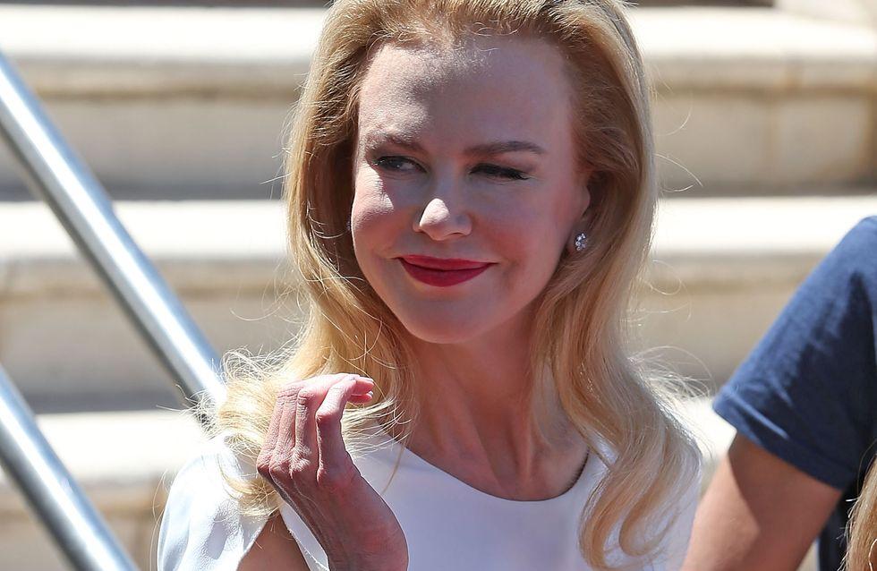 Festival de Cannes 2014 : Nicole Kidman méconnaissable