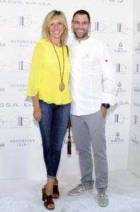 Darío Barrio y Marta Robles