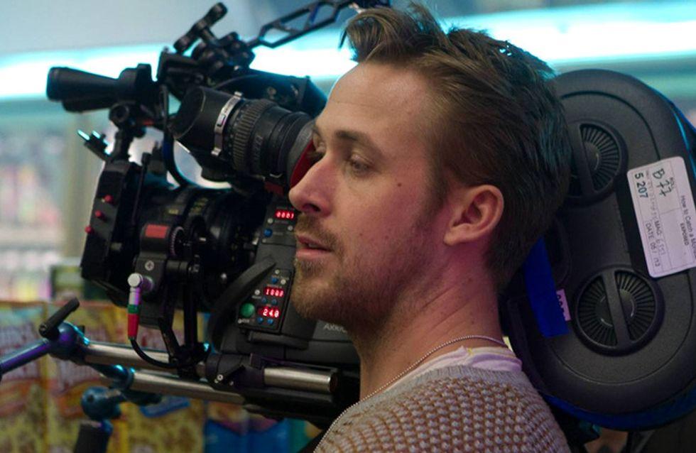 Ryan Gosling: ¿nos enamorará también como director?