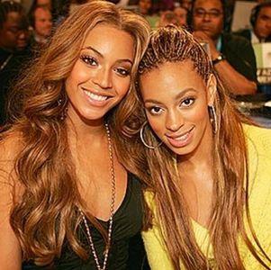 Beyonce et Solange