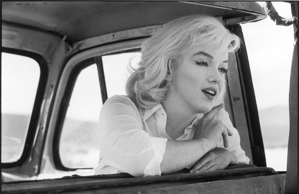 Marilyn Monroe, en tête des coiffures stars