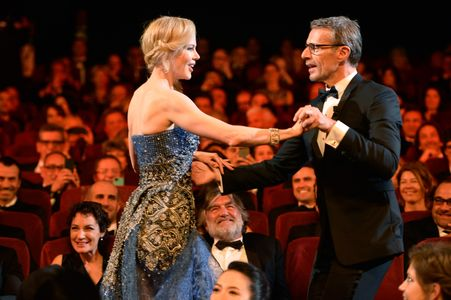 Nicole Kidman et Lambert Wilson au Festival de Cannes