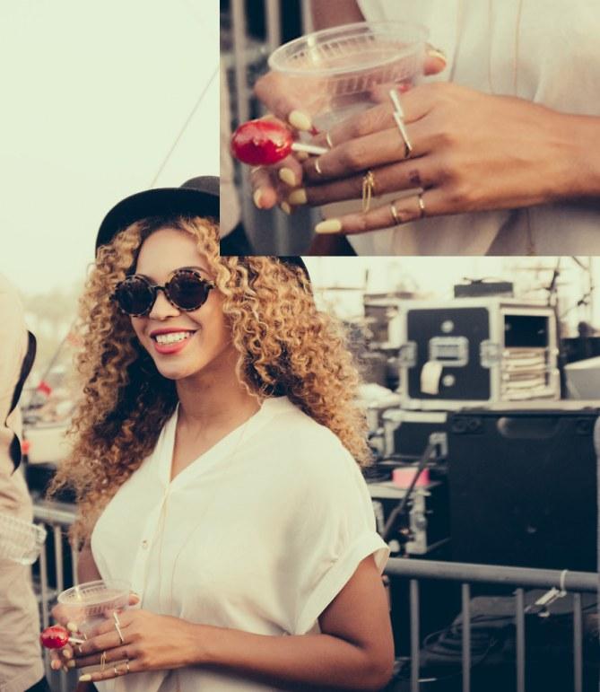 L'alliance tatouée de Beyoncé