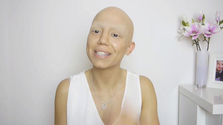 Aylin, la ragazza che combatte la malattia senza perdere il sorriso