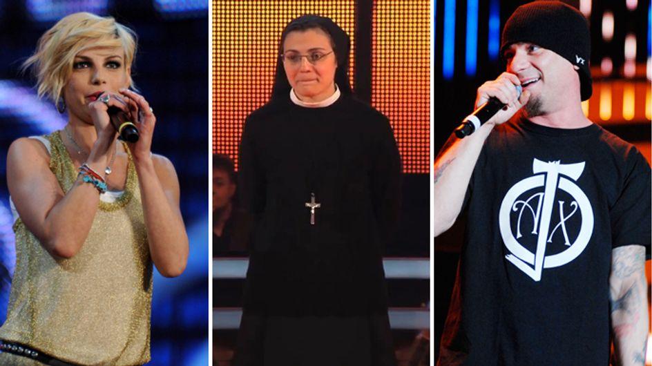 Lite tra Emma e J-Ax. La cantante critica Suor Cristina e il rapper la zittisce