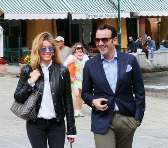 Elena Barolo e Alessandro Martorana: amore a gonfie vele a Portofino. Le foto de