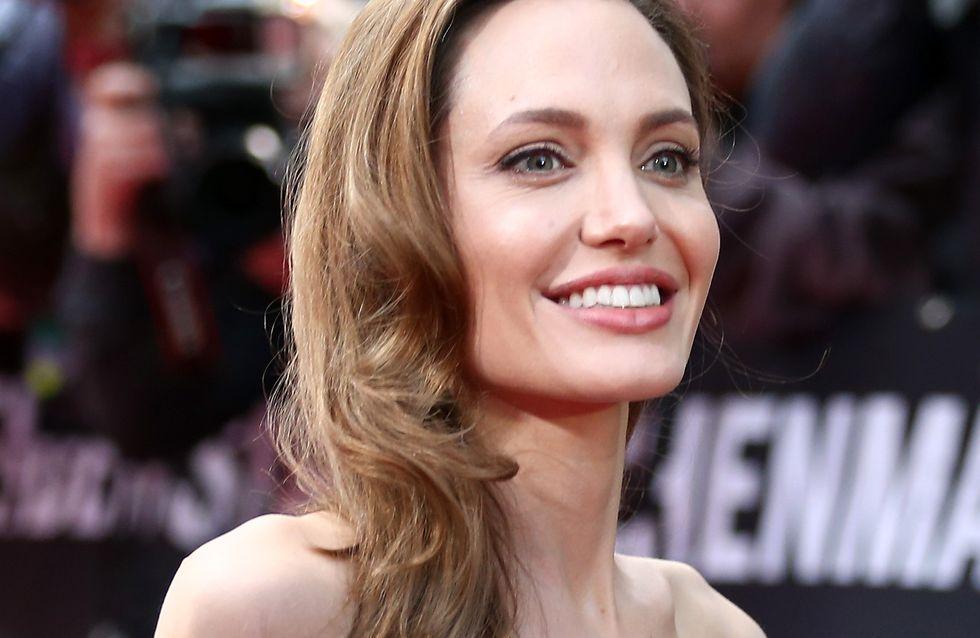 Angelina Jolie : Premières confidences sur son mariage avec Brad Pitt
