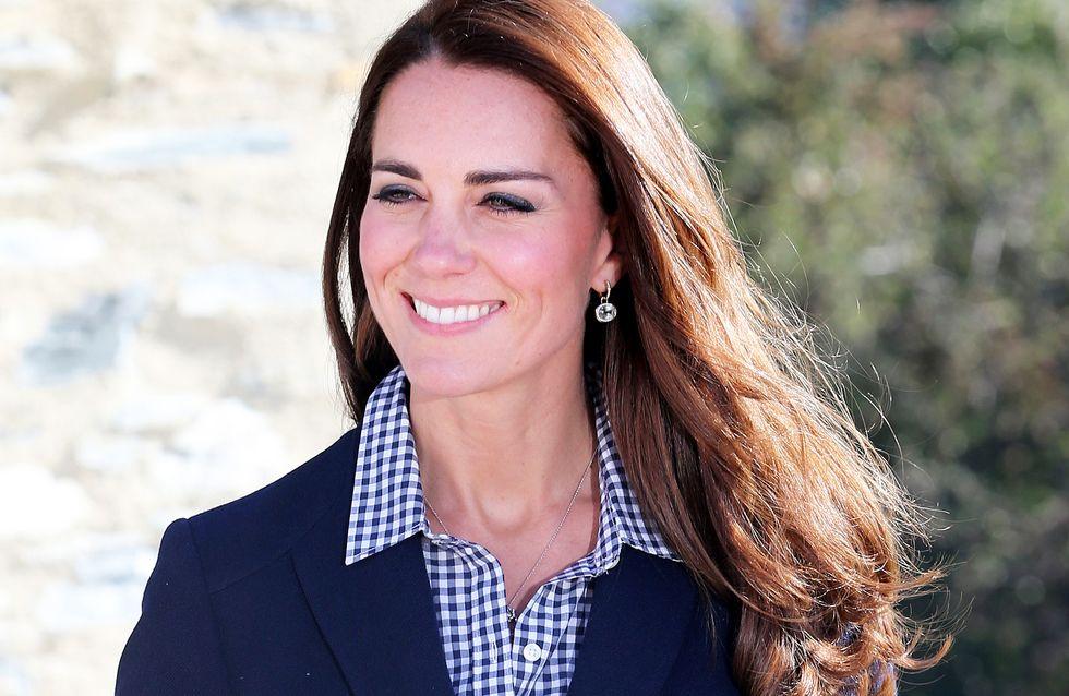 Kate Middleton : Victime d'espionnage