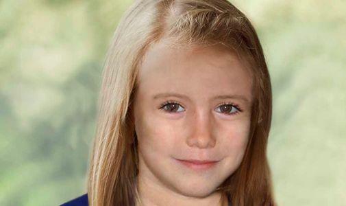 Le visage vieilli virtuellement de Maddie McCann
