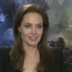 Angelina Jolie pour Maléfique : Ma vie est un conte de fées (Interview exclu)