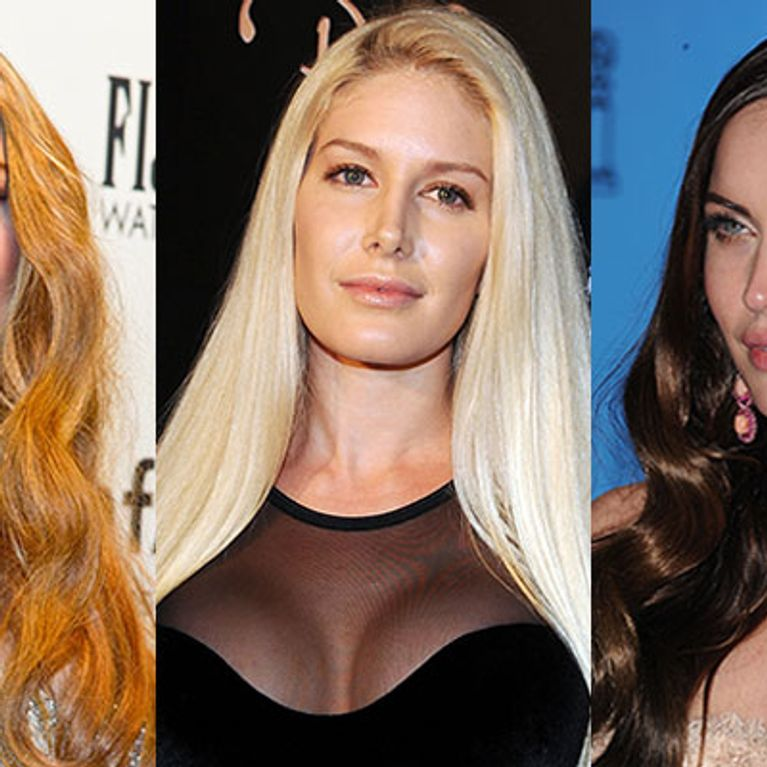 12 Celebrities That Make Plastic Surgery Look Like A