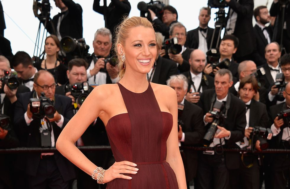 Festival de Cannes 2014: Blake Lively, impresionante en su primera alfombra roja