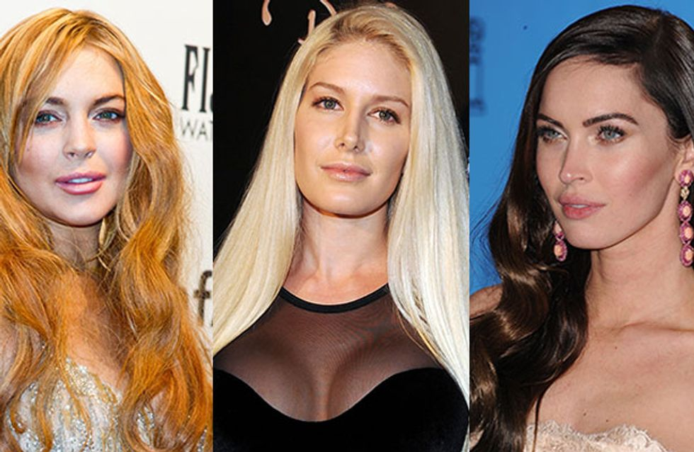 12 Celebrities That Make Plastic Surgery Look Like A REALLY Bad Idea