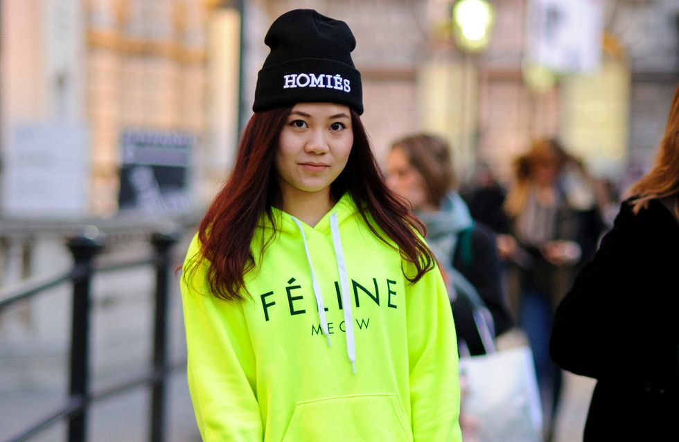 Leçon de mode : le bonnet hipster, on le porte comment ?