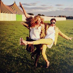 Beyoncé y Solange
