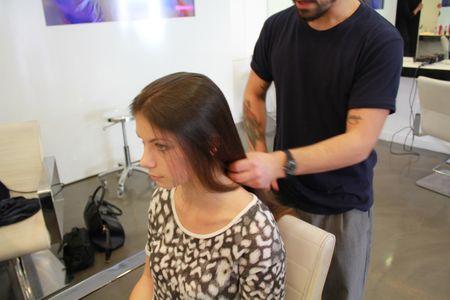 Comment réaliser la tresse bohème d'Adèle Exarchopoulos ?