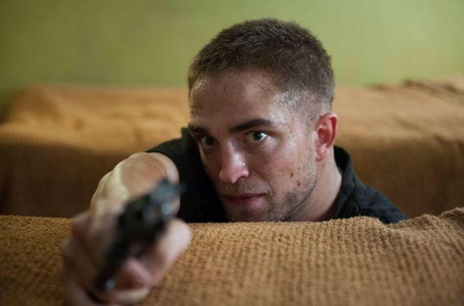 Robert Pattinson en The Rover