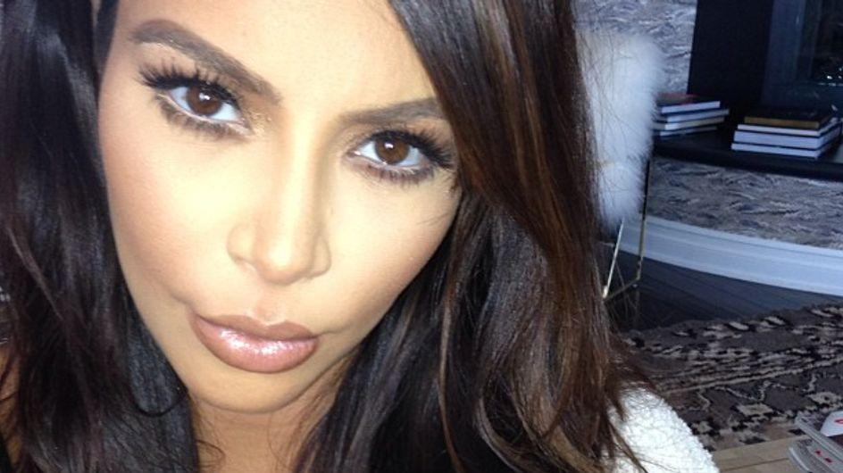 Kim Kardashian : Nous prend-elle pour des billes ? (Photos)