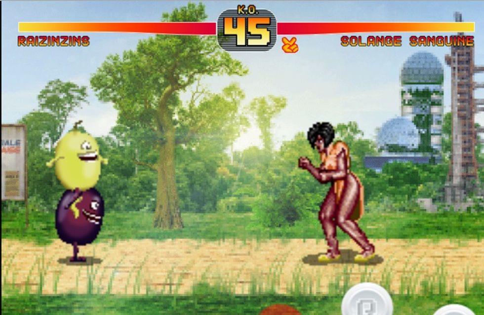 Solange Knowles vs Jay Z : La parodie délirante créée par Oasis (Photos)