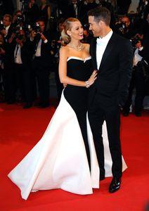 Blake Lively et Ryan Reynolds à Cannes