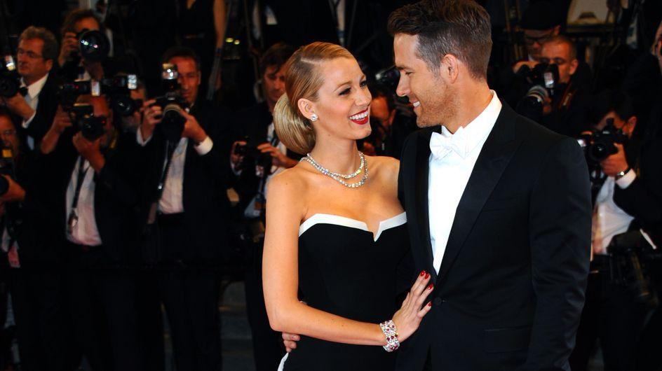 Blake Lively : Lumineuse et amoureuse sur le tapis rouge de Cannes (Photo)