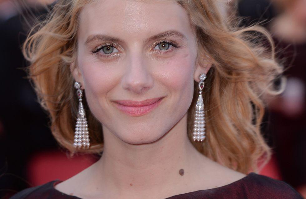Festival de Cannes 2014 : Standing ovation pour Mélanie Laurent
