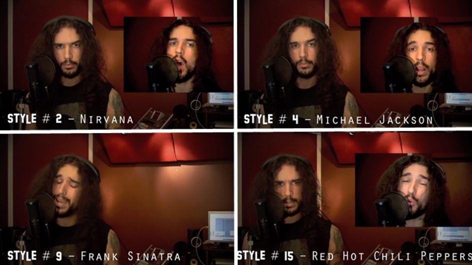 Video/ Katy Perry come i Nirvana o Frank Sinatra? Le straordinarie interpretazioni di Ten Second Songs