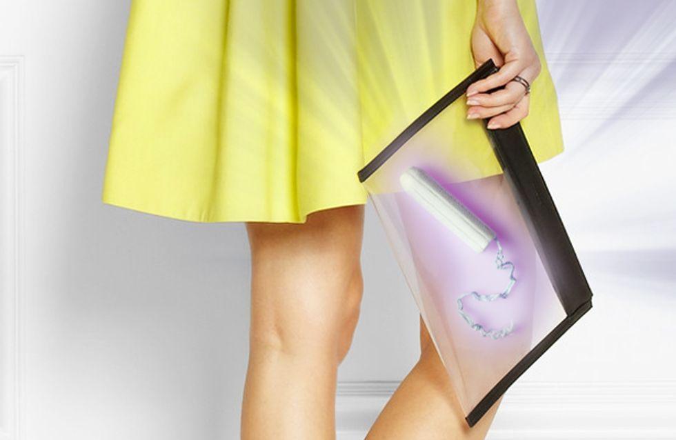 10 Dinge, die man besser nicht in eine transparente Tasche packen sollte