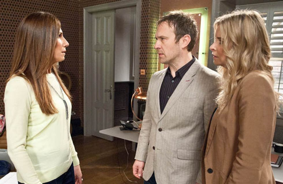 Emmerdale 26/05 – Megan tests Charity's true intentions