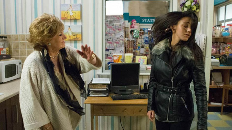 Coronation Street 26/05 – Tina's dreams for the future are ruined