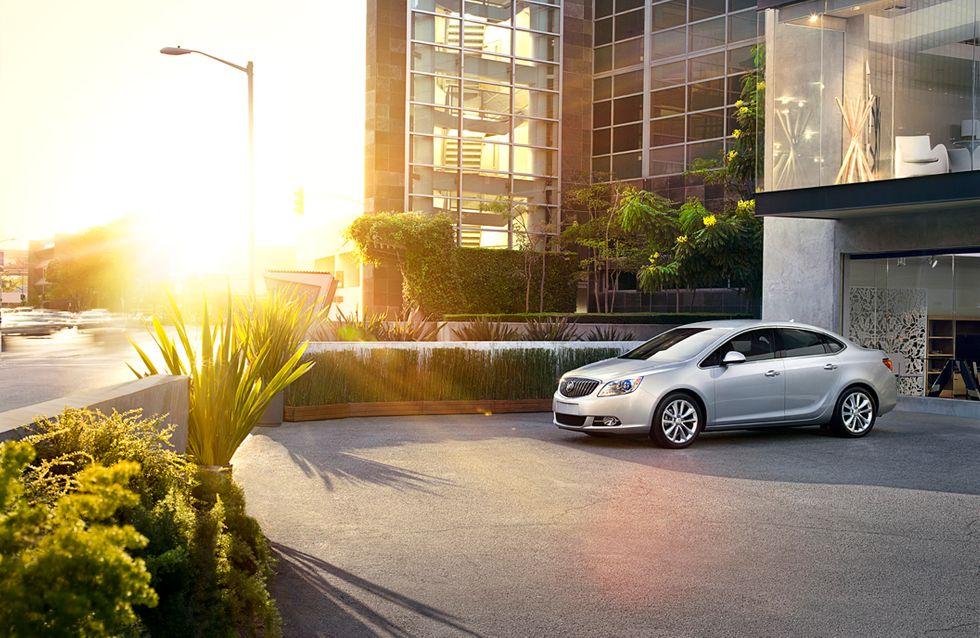 Buick Verano : la voiture zen et branchée !