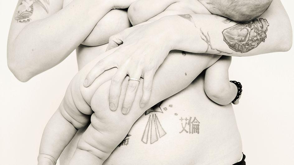 """""""4th Trimester Bodies"""": el proyecto fotográfico que celebra la belleza real de las mamás"""