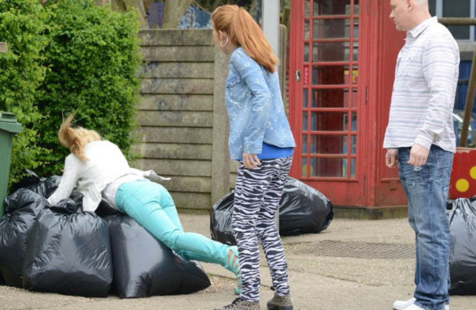 Eastenders 26/05 – David surprises Carol with a honeymoon