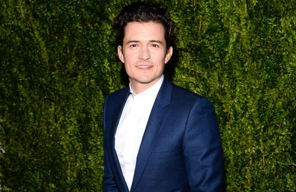Orlando Bloom datet ein britisches Model