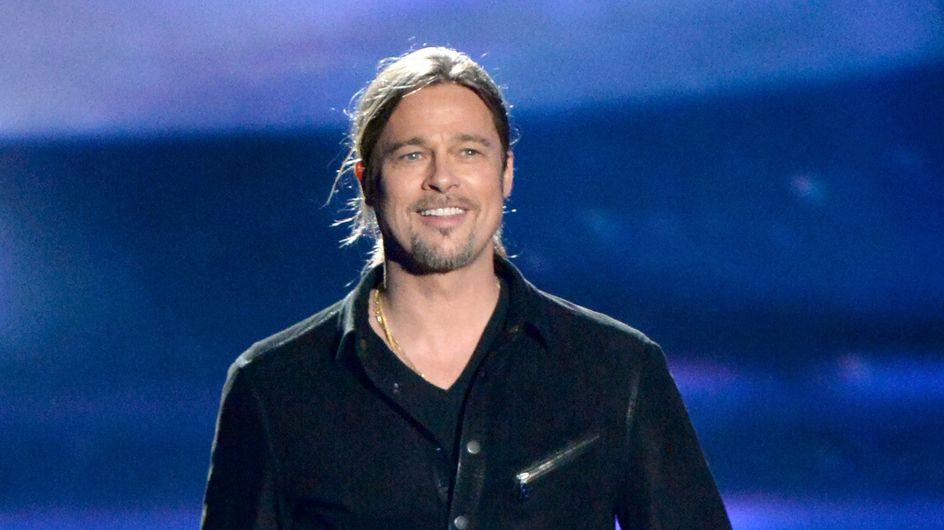 Brad Pitt : C'est cool de l'avoir comme voisin ! Regardez…