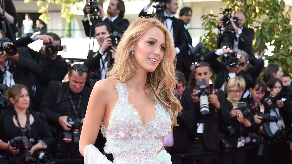Festival de Cannes 2014 : Comment obtenir la chevelure wavy de Blake Lively ? (Tuto)